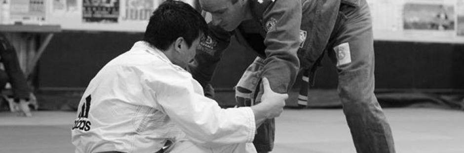 Brazillian Ju Jitsu Training
